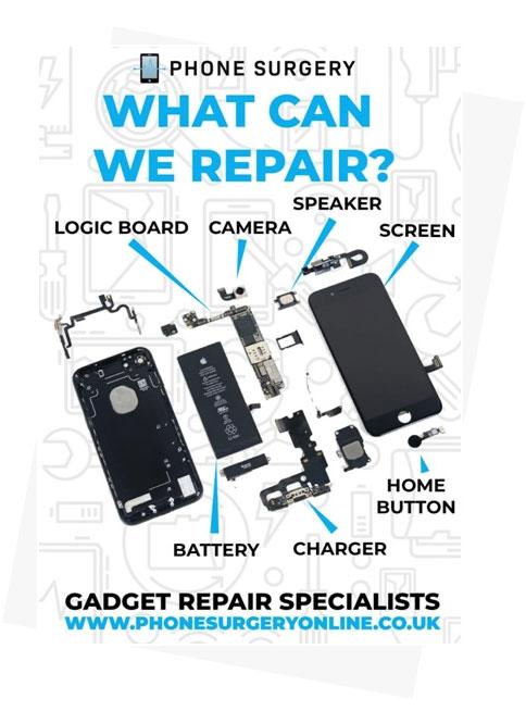 What can we repair