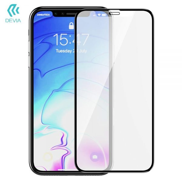 evia 3D Matte Anti Fingerprint Glass iPhone 12 & 12 Pro 6.1""
