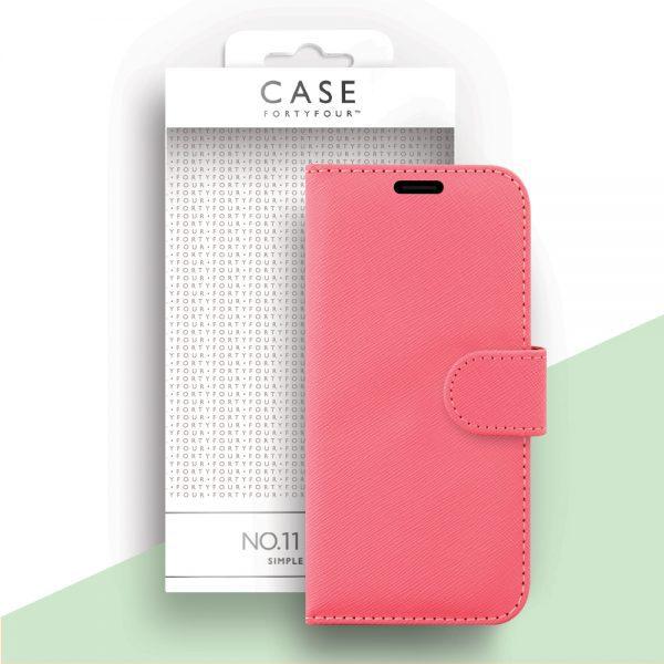 Case 44 No.11 iPhone 8/7/SE 2020 Pink