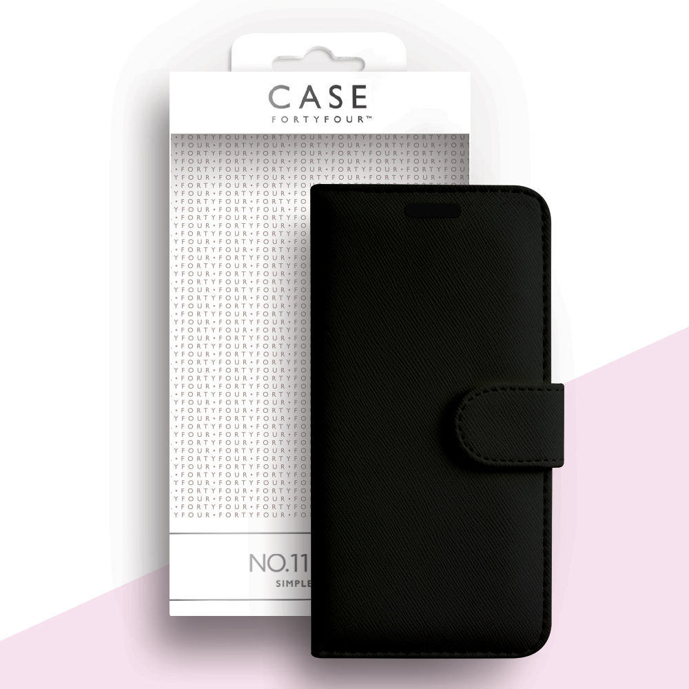 Case 44 No.11 Samsung A51 Black