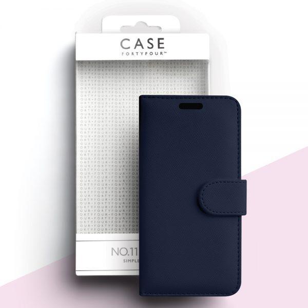 Case 44 No.11 iPhone 11 Pro Max Dark Blue
