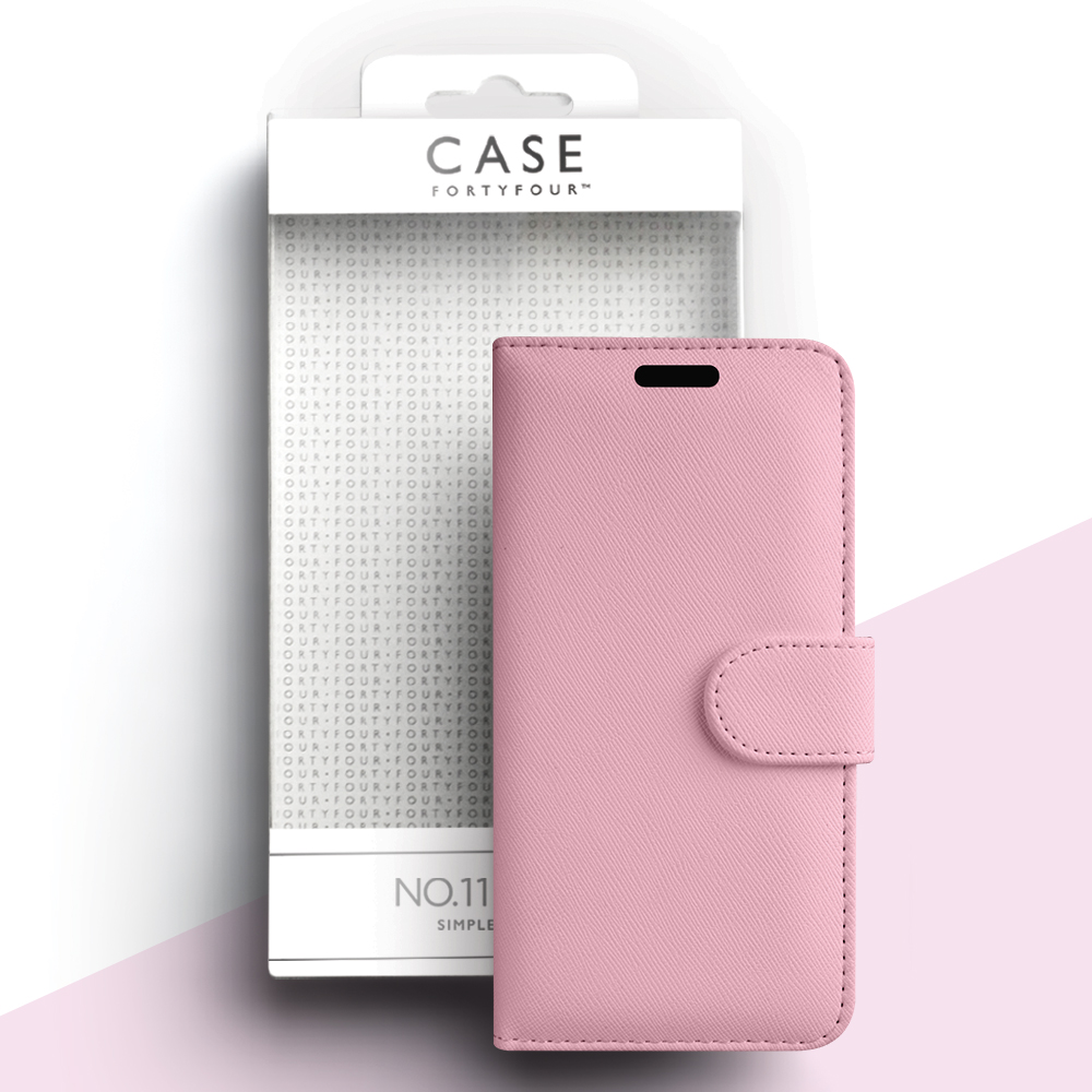 Case 44 No.11 iPhone 11 Light Pink