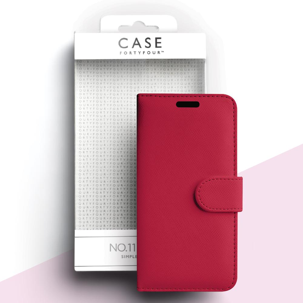 Case 44 No.11 iPhone 11 Pro Raspberry