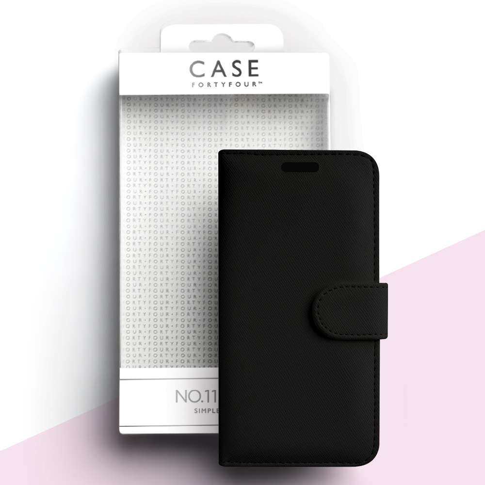 Case 44 No.11 iPhone 11 Pro Max Black