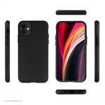 "Eiger North Case iPhone 12 & 12 Pro, 6.1"" (2020) Black"