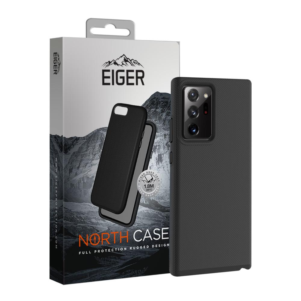 Eiger North Case Samsung Note 20 Ultra Black