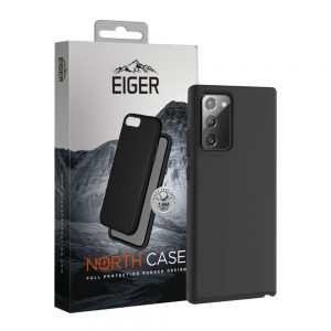 Eiger North Case Samsung Note 20 Black