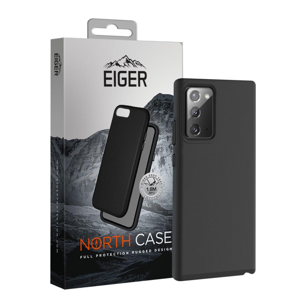 Eiger North Case Samsung Note 20 Black