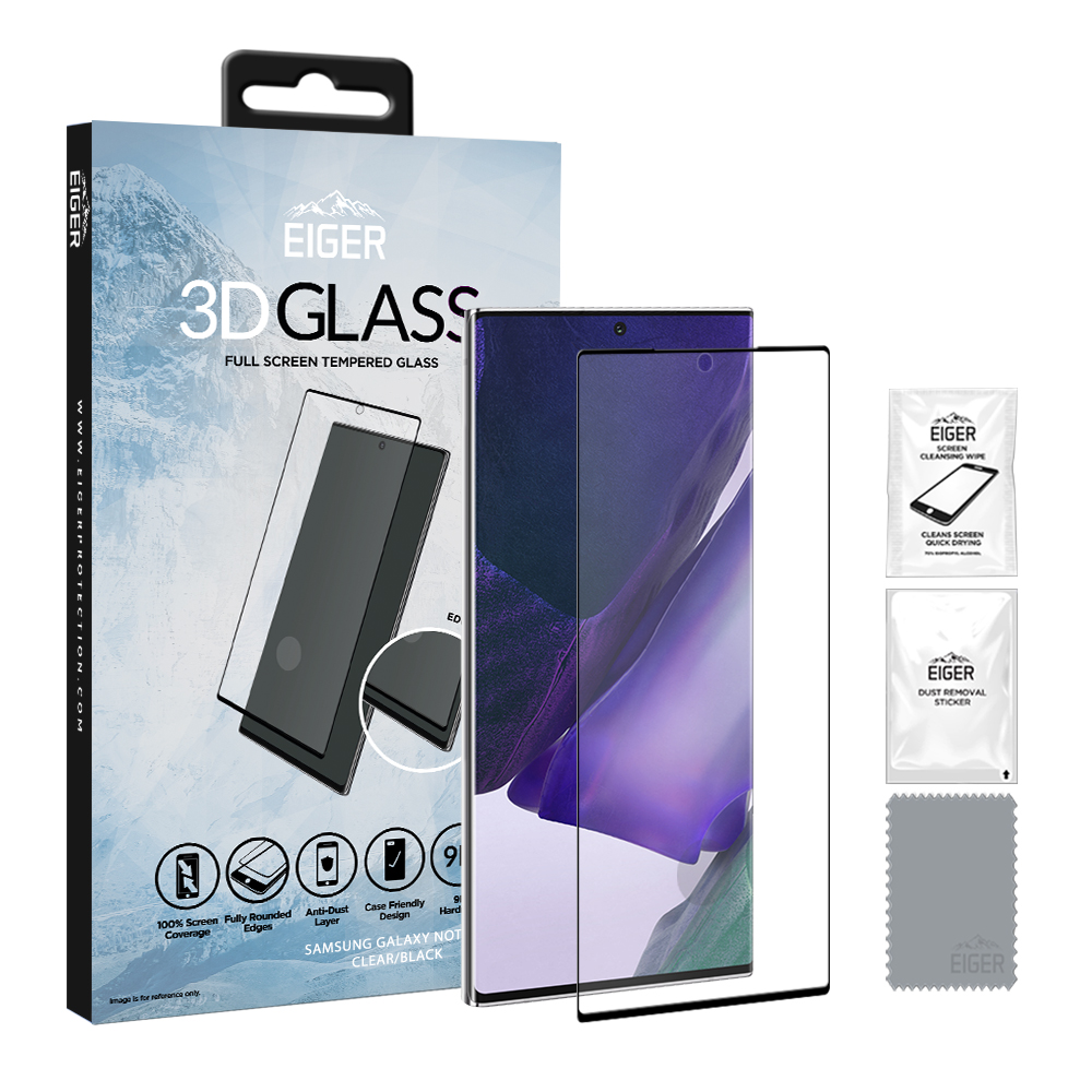 Eiger Glass Screen Protector Samsung Note 20 Ultra Clear