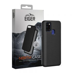 Eiger North Case Samsung A21s Black
