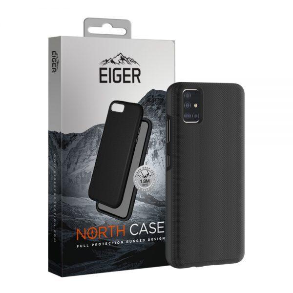 Eiger North Case Samsung A41 Black