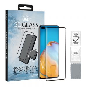 Eiger Glass Screen Protector Huawei P40 Clear/Black