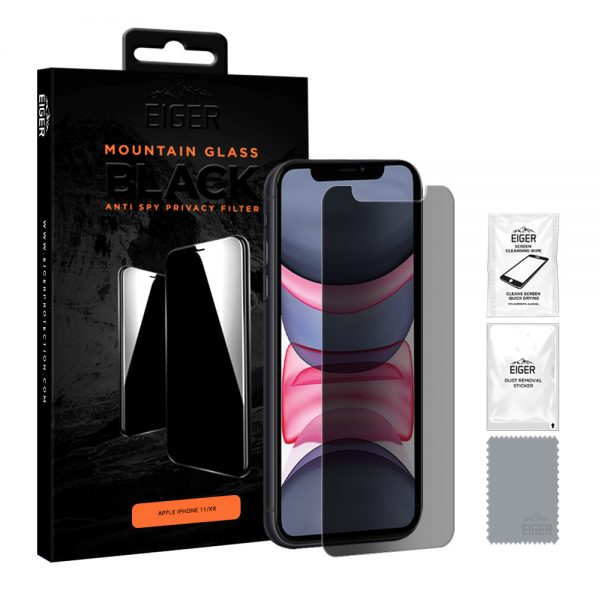 Eiger Privacy Screen Protector Iphone 11/XR