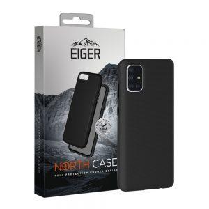 Eiger North Case Samsung A71 Black