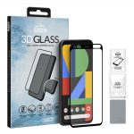 Eiger Glass Screen Protector Google Pixel 4 in Clear/Black