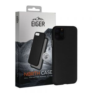 Eiger North Case iPhone 11 Pro Black