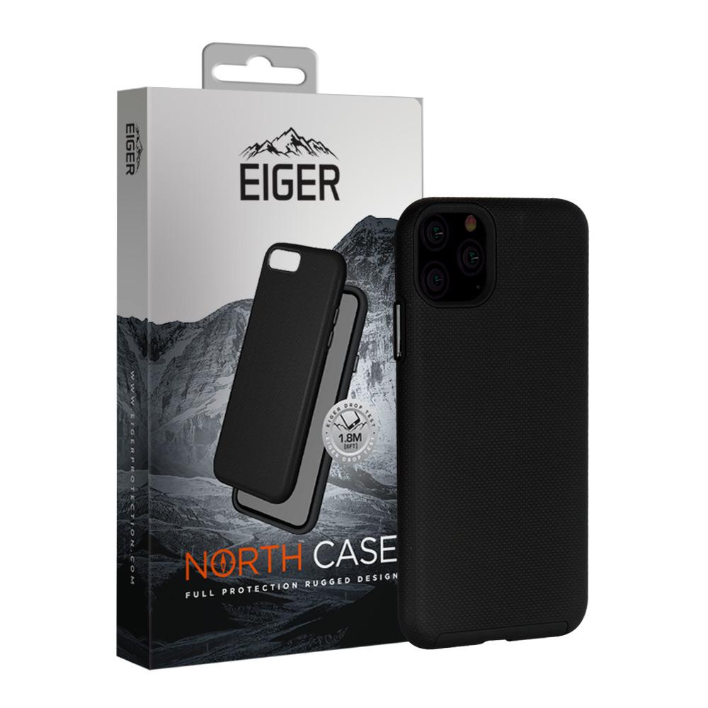 Eiger North Case iPhone 11 Black