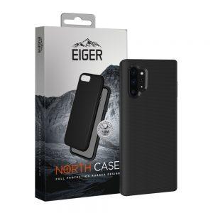 Eiger North Case Samsung Note10 plus Black