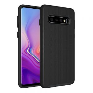 iger North Case Samsung S10 Plus Black