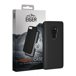 Eiger North Case Huawei Mate 20 Black
