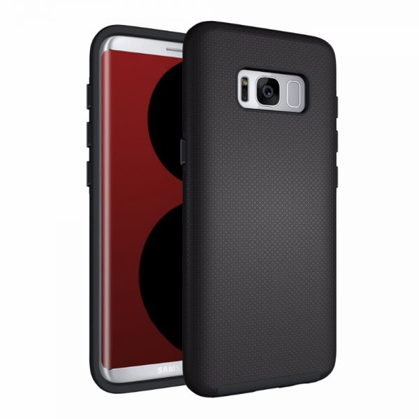 Eiger North Case Samsung S8 Black