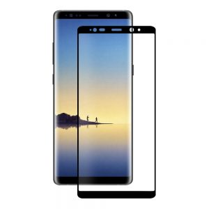 Eiger Glass Screen Protector Samsung Note 8 Clear/Black