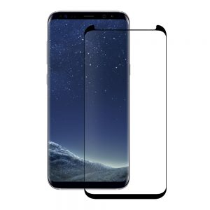Eiger Glass Screen Protector Samsung S8+ Clear/Black