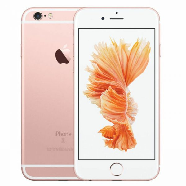 Apple Iphone 6s rosegold