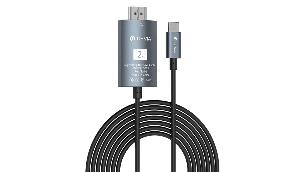 Devia - 2m 1080p HDMI to Type C Cable