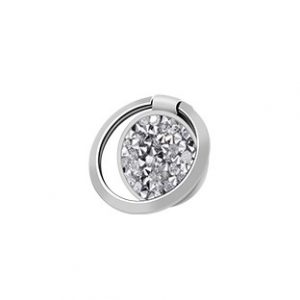 Devia - Phone Ring - Diamond - Silver