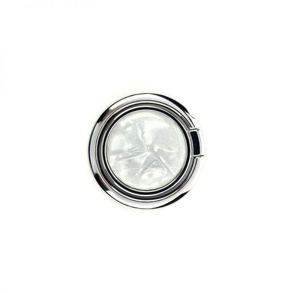 Devia - Phone Ring - Marble - White