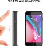 Devia - Bluetooth Magic Selfie Stick - Black