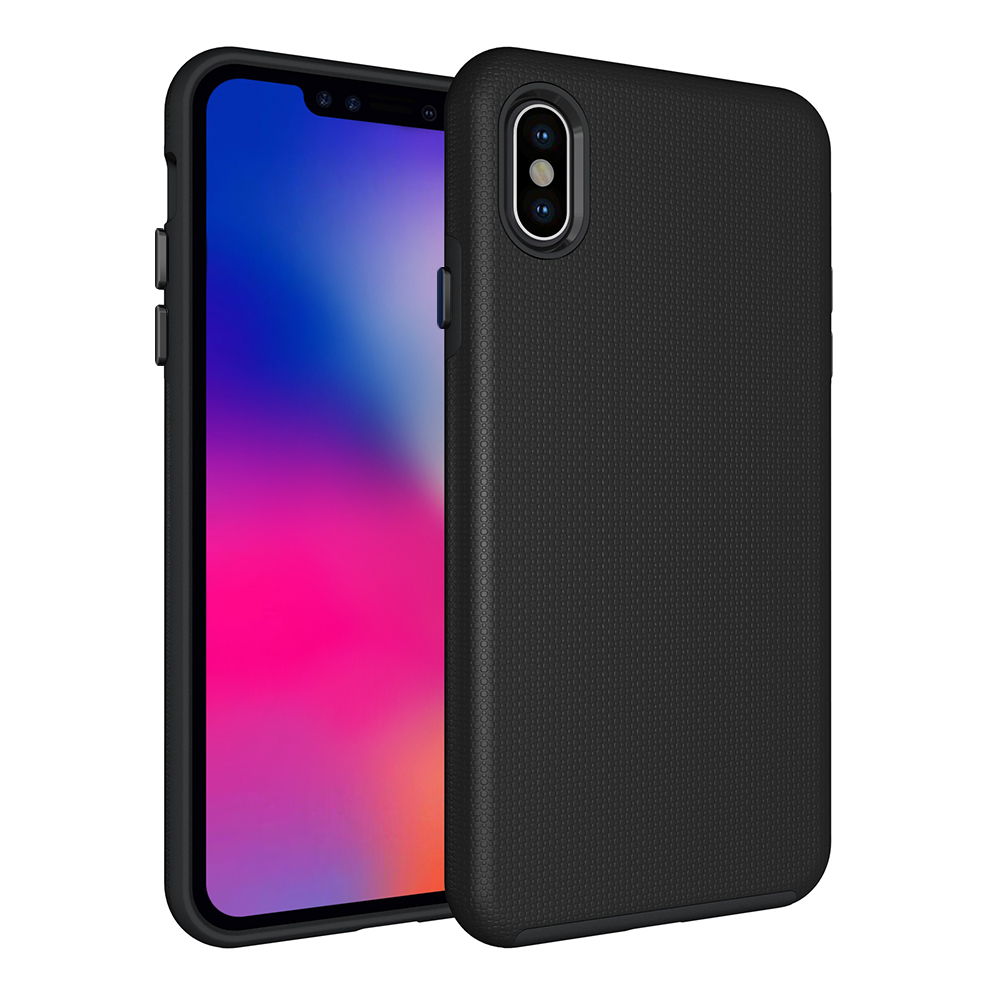Eiger North Case iPhone XS Max Black