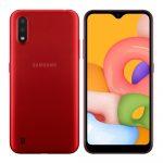 Samsung Galaxy A01 Red