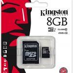 Kingston Memory Card 8GB