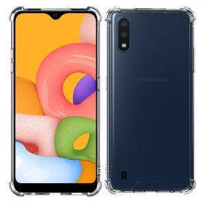 King Kong Anti Burst Clear Case Samsung A01