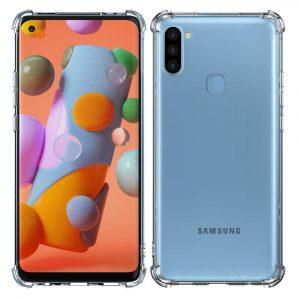 King Kong Anti Burst Clear Case Samsung A11