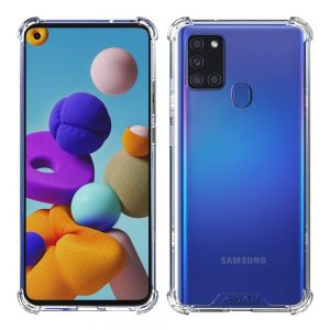 King Kong Anti Burst Clear Case Samsung A21s