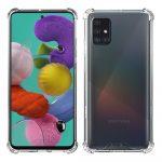 King Kong Anti Burst Clear Case Samsung A51