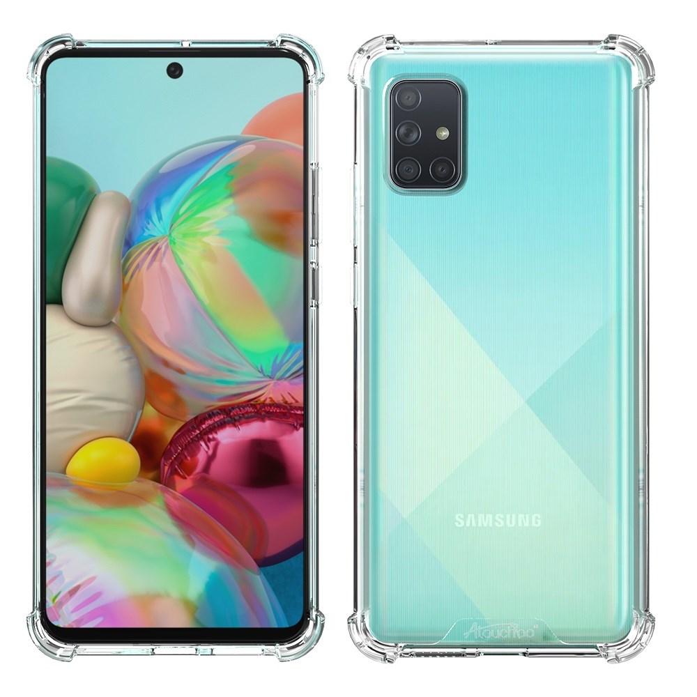 King Kong Anti Burst Clear Case Samsung A71