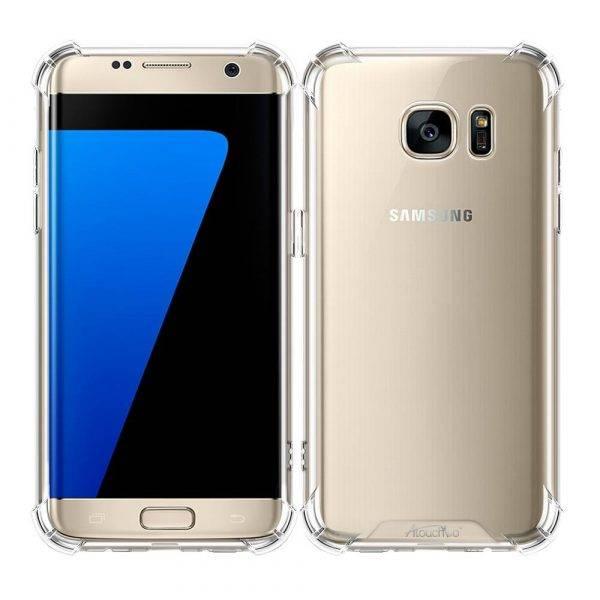 King Kong Anti Burst Clear Case Samsung S7