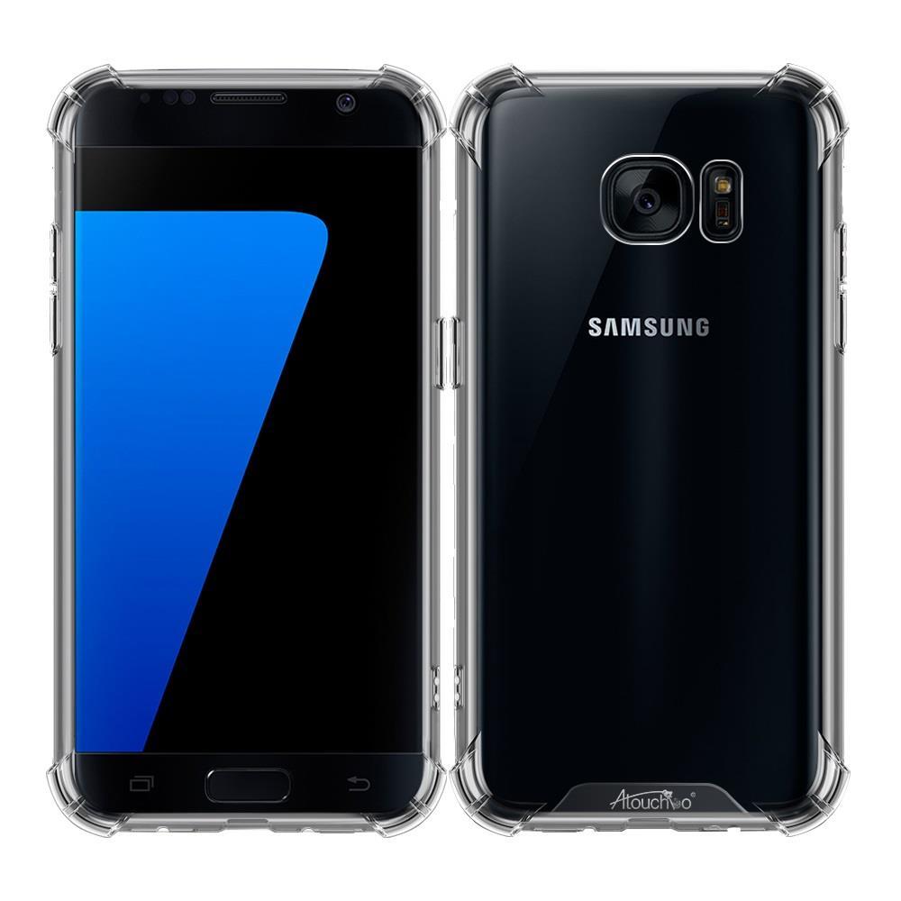 King Kong Anti Burst Clear Case Samsung S7 Edge