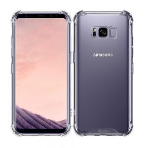 King Kong Anti Burst Clear Case Samsung S8+