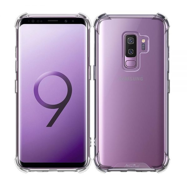 King Kong Anti Burst Clear Case Samsung S9+