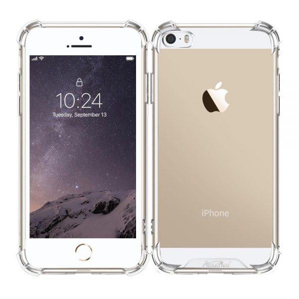King Kong Anti Burst Clear Case Iphone 5/5s/5se