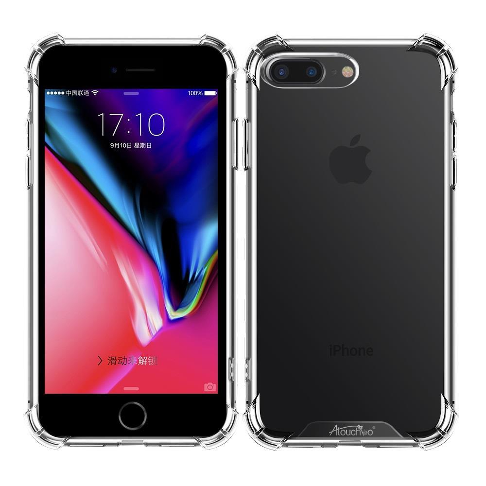 King Kong Anti Burst Clear Case Iphone 8+/7+