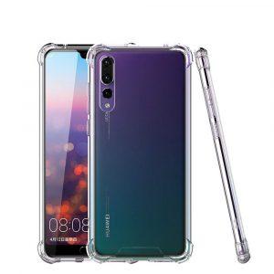 King Kong Anti Burst Clear Case Huawei P20 Pro