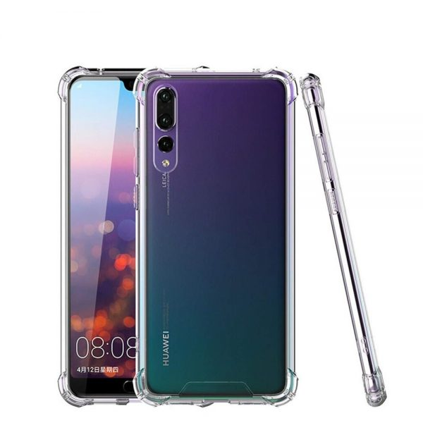 King Kong Anti Burst Clear Case Huawei P20 Pro
