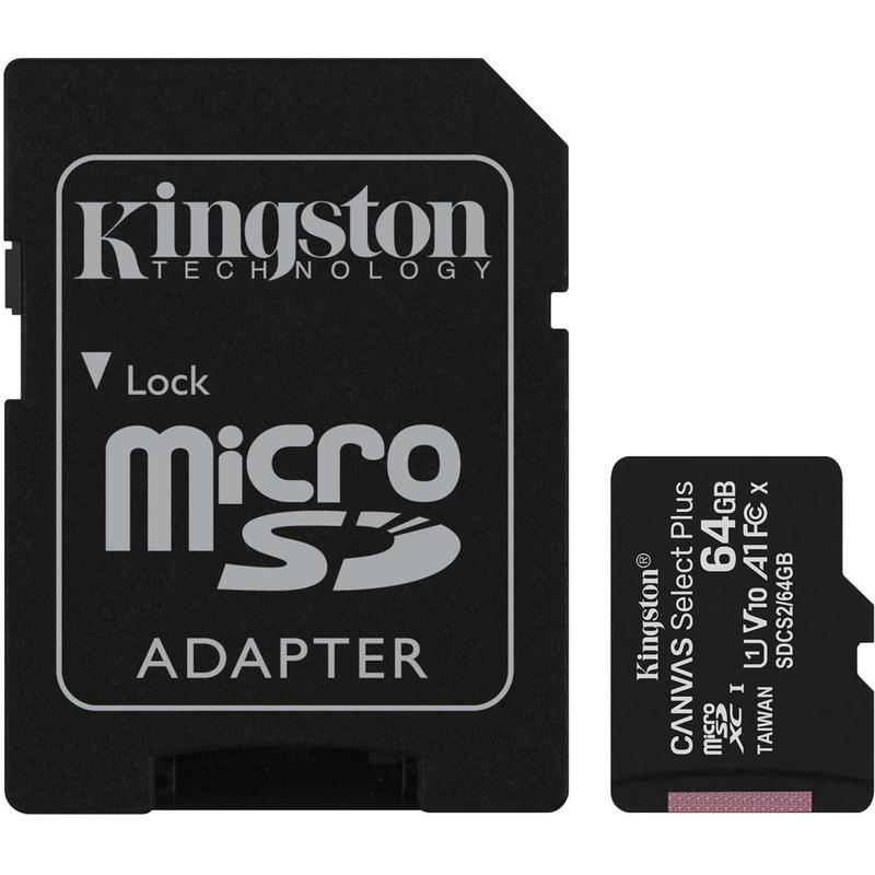Kingston Memory Card 64GB