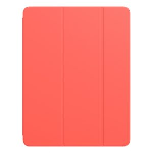 Apple Ipad Pro 12.9 4th Gen 2020 (A2069 A2232) Wallet Case Pink
